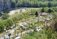 camping les actinidias ardeche chassesac