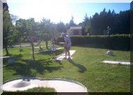 mini golf camping aude 11